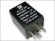 Hazard Warning Flasher Relay Opel GM 90506697 4DM004420-15 2+1(6)x21W+0...5W 12V