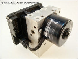 ABS/EDS Hydraulikblock VW 1J0614217C 1J0907379H Ate 10.0204-0143.4 10.0949-0341.3 5WK8475