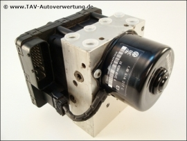 ABS/EDS Hydraulikblock VW 1J0614217C 1J0907379H Ate 10.0204-0143.4 10.0949-0311.3 5WK8469