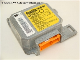 Airbag Steuergeraet 7700412342A Autoliv 550466400 AE Renault Twingo