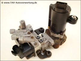 ABS Hydraulik-Aggregat 1H1698117E Ate 10.0447-0745.3 10.0203-0009.3 VW Golf III Vento