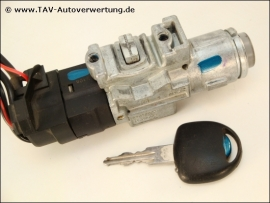 Steering ignition lock GM 26-034-041 26-034-040 Opel 9-14-488 90389377 9-14-852 90505912 9-14-856 1x Ignition key